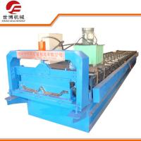 11 Rollers Steel JCH Step Tile Roll Forming MachineFor Easy Lock Panel Making Manufactures
