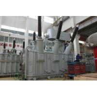 220kV Toroidal Combined Transformer , Low Noise Power Supply Transformer Manufactures