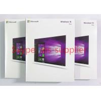 Original Microsoft Windows 10 Proffesional Retail Software Including Full Data USB & Key Code Lincense Activation Online Manufactures