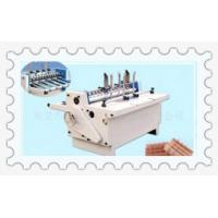 corrugated paperboard automatic leaving board machine Manufactures