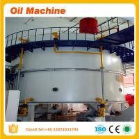 High effciency popular 80TPD sesame oil extraction machine price sesame oil making machine Manufactures