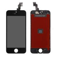 For OEM LCD Screen iPhone 5C Digitizer Replacement - Black - Grade A- Manufactures