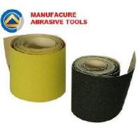 China Silicon Carbide Abrasive Paper Roll on sale