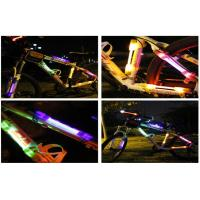 Guick Flashing Bicycle LED Lights , Super Flare Front Bike Headlight / Taillight Manufactures