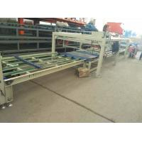 China Heat Resistant Insulation Board Magnesium Oxide Board Production Line 1300 mm Width on sale