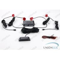 4 Sensors Dual-core CPU Wireless Car Parking Sensor , Car Reverse Radar Manufactures