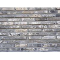 Old reclaimed antique type brick slips for Outside wall decoration Manufactures