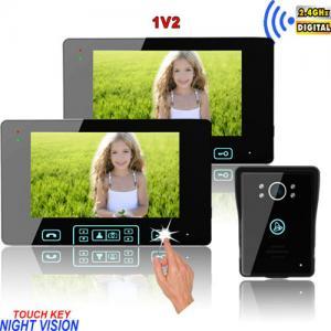 "China Waterproof outdoor camera ir night vision 7"" wireless video intercom door phone on sale"