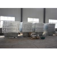 Australian Heavy Loading Steel Fabrication Services Galvanized For Waste Bins Manufactures