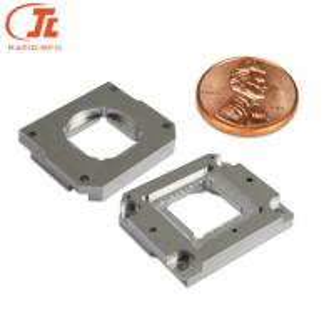 China 0.01-0.02mm Custom CNC Milling Turning Metal Aluminum Industrial Long Lifespan on sale
