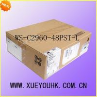 China original cisco catalyst 2960 series switch WS-C2960-48PST-L on sale
