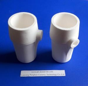 PH-6( Bego Type )Dental Lab Ceramic Crucibles For Dental Casting Equipment.