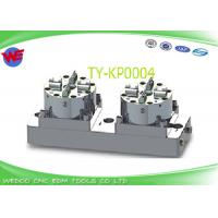 2 In 1 CNC Pneumatic Chuck D100 Force Power 10000N EDM Wrie 300x102x87mm Manufactures