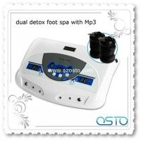 Dual ion cleanse with MP3 Manufactures