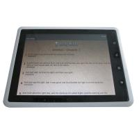 4GB Nand Flash,8'' Capacitive Screen, 5000mAh/3.7V Android 2.3 Slate 8 Android Tablet PC