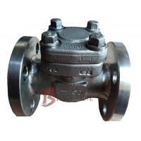 China 1/2 - 2 Non Return Valve Flange Type Metal Seat HF Bolted Cover Full Bore FB NRV on sale