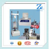 Electronic Power and Triaxial testing machine Usage Automatic Triaxial Apparatus Manufactures