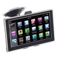 China WinCE 6.0 SirF Atlas-V 600MHz 6 inch gps navigation with 64MB Memorty 4GB Flash on sale