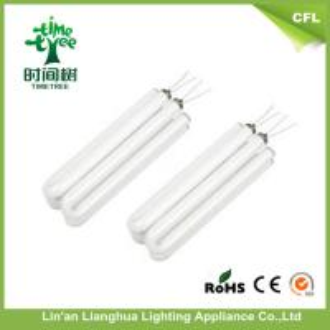 4U T4 Halogen Powder Fluorescent Tube Light / Compact Fluorescent Tube Manufactures