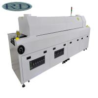 China 800S SMT Reflow Soldering Machine/New design LED Reflow oven soldering machine on sale