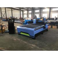 Buy cheap CNC plasma cutting machine with lower price and stable & good cutting from wholesalers