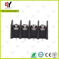 10.0mm Connector Terminal Block 2P - 24P with Wire Range 18 - 10AWG Manufactures