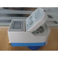 Quality Digital Intelligent Water Meter With RF Card Prepayment Remote Control Automatic for sale