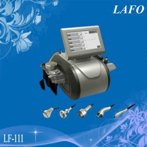 6 IN 1 Professional Vacuum RF Ultrasonic Cavitation Beauty Machine Manufactures