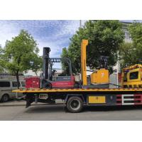 Imported used warehouse forklift trucks full AC type small turning radius for sale
