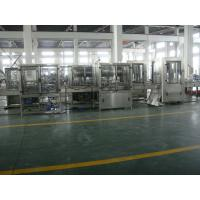 4.5L Purified Water / Carbonated Drink Filling Machine With Isobaric Filling Manufactures