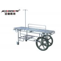 Hospital Medical Equipment Patient Transfer Trolley 1 Year Warranty Manufactures