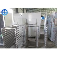 High Efficiency Fruit And Vegetable Dryer Machine With 120 kg/Batch Capacity Manufactures
