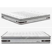 China Modern Spring Style Hotel Bed Mattress Queen / King Size 270mm Height 1800 * 2000 on sale