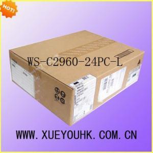 China original cisco catalyst switch WS-C2960-24PC-L on sale