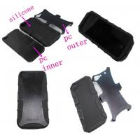 China 3-in-1 hybrid case for iphone4/4s on sale