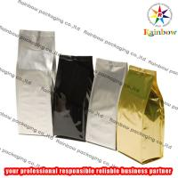 Opaque Coffee Tea Bags Packaging PET / OPP / PE , Tamper Evident Bag Manufactures