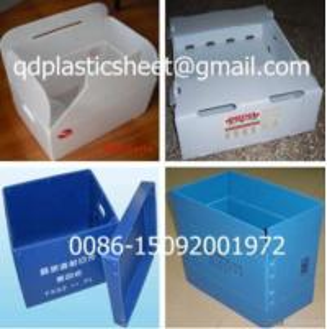 Corrugated Plastic Box, Correx Box, Coroplast Box Manufactures
