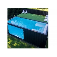 China Topshaw 2020 New Release Popular Design Party Container Swimming Pool for Hot Sale on sale