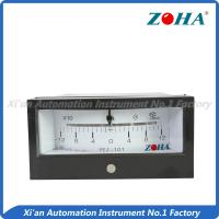 China Economic Rectangle Capsule Pressure Gauge For Measuring Gases No Explode on sale