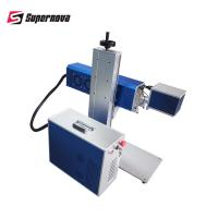 Glass / Wood Co2 Laser Marking Machine 20KHZ - 100KHZ Repeat from Supernova Laser Manufactures