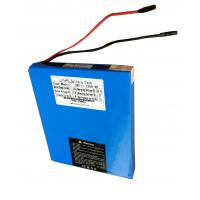 Ultra thin Lithium Ion Phosphate Batteries 12V / 8Ah For Small Solar System Manufactures