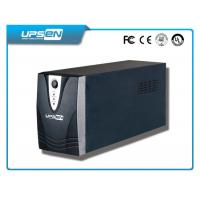 Portable Square Wave Back Up Offline UPS Power Supply With LED Display Manufactures
