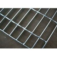 Anti Corrosion Car Wash Drain Grates With Frame Customize Size Galvanized Steel Manufactures