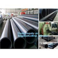 Quality Black plastic water irrigation system hdpe pipe roll with best price,HDPE pipe PE underground water supply pipe,PE compo for sale