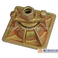 Articulated Flange Tie Rod Wing Nut Dywidag Thread To Fix Wall Formwork System Manufactures