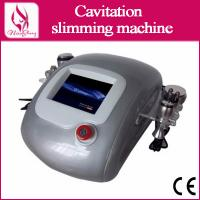 2015 Professional Touch Screen Cavitation Burn Fat Devices Manufactures