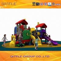 Educational Play Park Equipment For Kids , Playground Sports Equipment Outdoor Manufactures