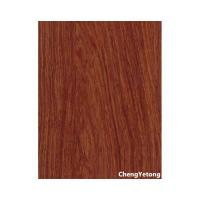 China PE Coating Wood Grain Colour Coated Aluminium Sheet For Building Partition Wall on sale