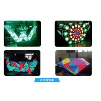 Quality Indoor Outdoor Creative Triangle LED Display Customized LED Triangle Shape for sale