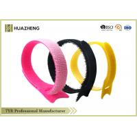 Buy cheap Polyester Double Sided Hook And Loop Cable Tie from wholesalers